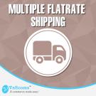 Vendor Multiple Flatrate Shipping