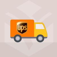 Magento2 - Vendor UPS Shipping